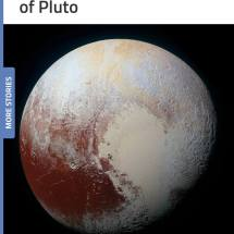 Pluto - image from Nasa